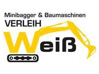 Minibagger & Baumaschinenverleih Weiß