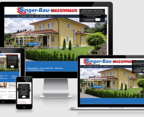 Singer-Bau Massivhaus GmbH