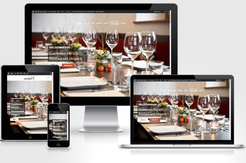 Högers Restaurant | restaurant-hoegers.de