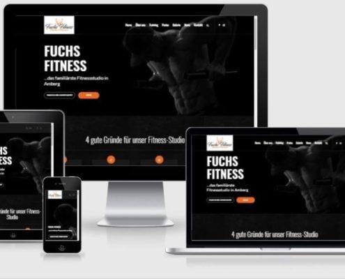 Fuchs Fitness GbR | fuchsfitness.de